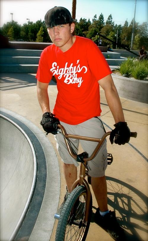 Ryan Boccardi, EBA BMX Squad