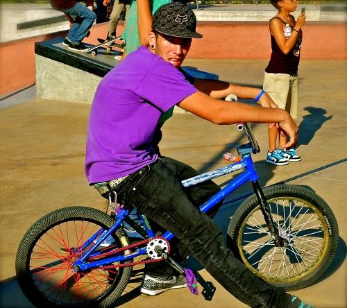 Mike Dunn, EBA BMX Squad