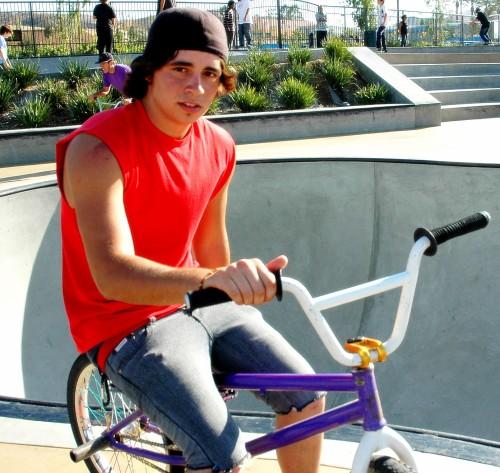 Austin Gerrity, EBA BMX Squad